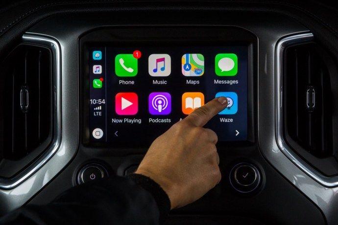 Waze für iOS CarPlaySupport ist da Ios apple, Iphone