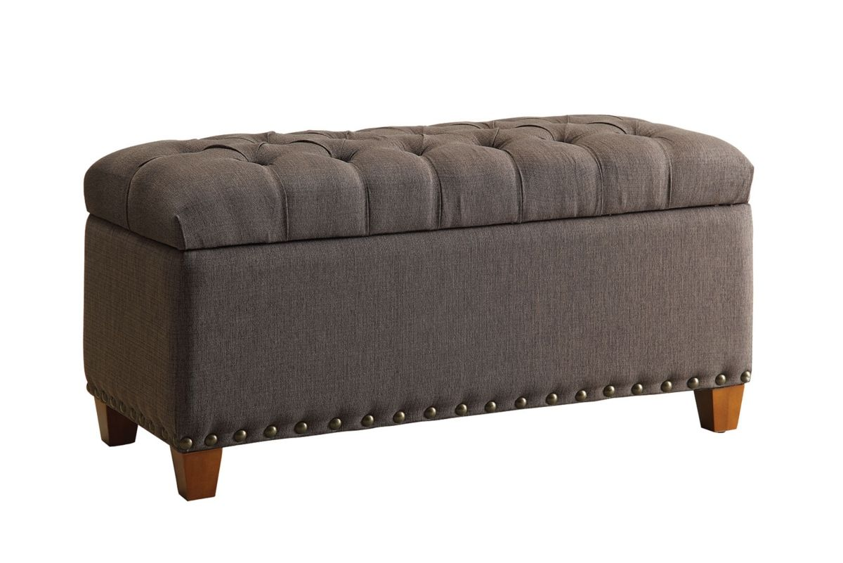 Coaster Home Furnishings Kallie Tufted Storage Bench Reviews