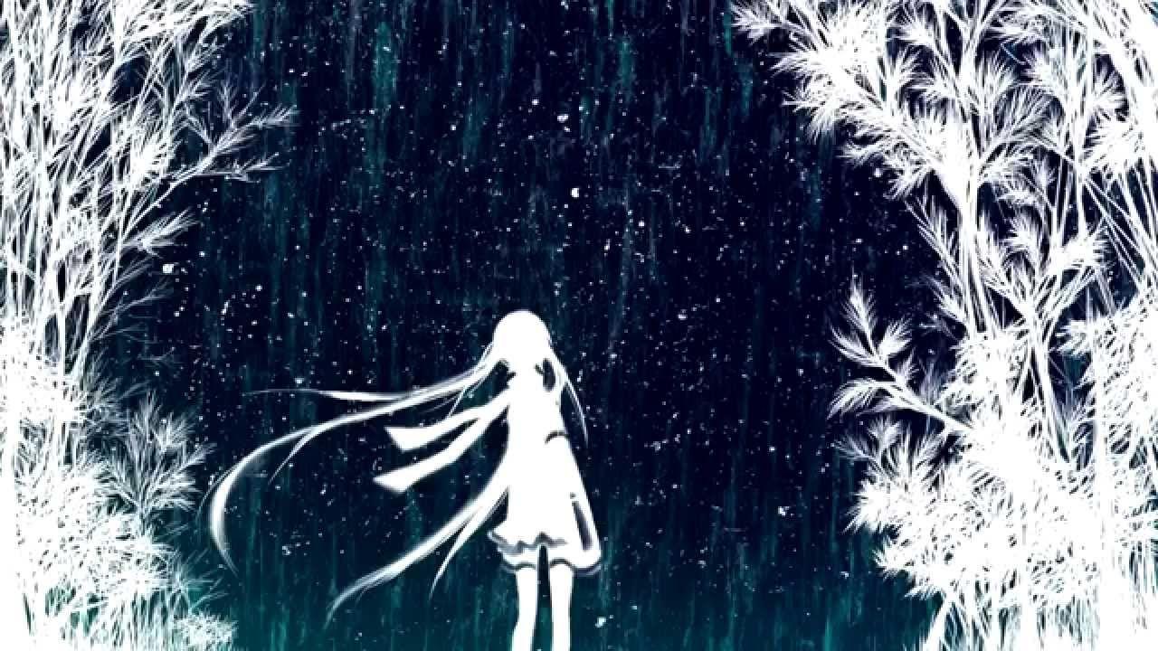 Nightcore A Thousand Years Pemandangan Anime Ilustrasi Pemandangan
