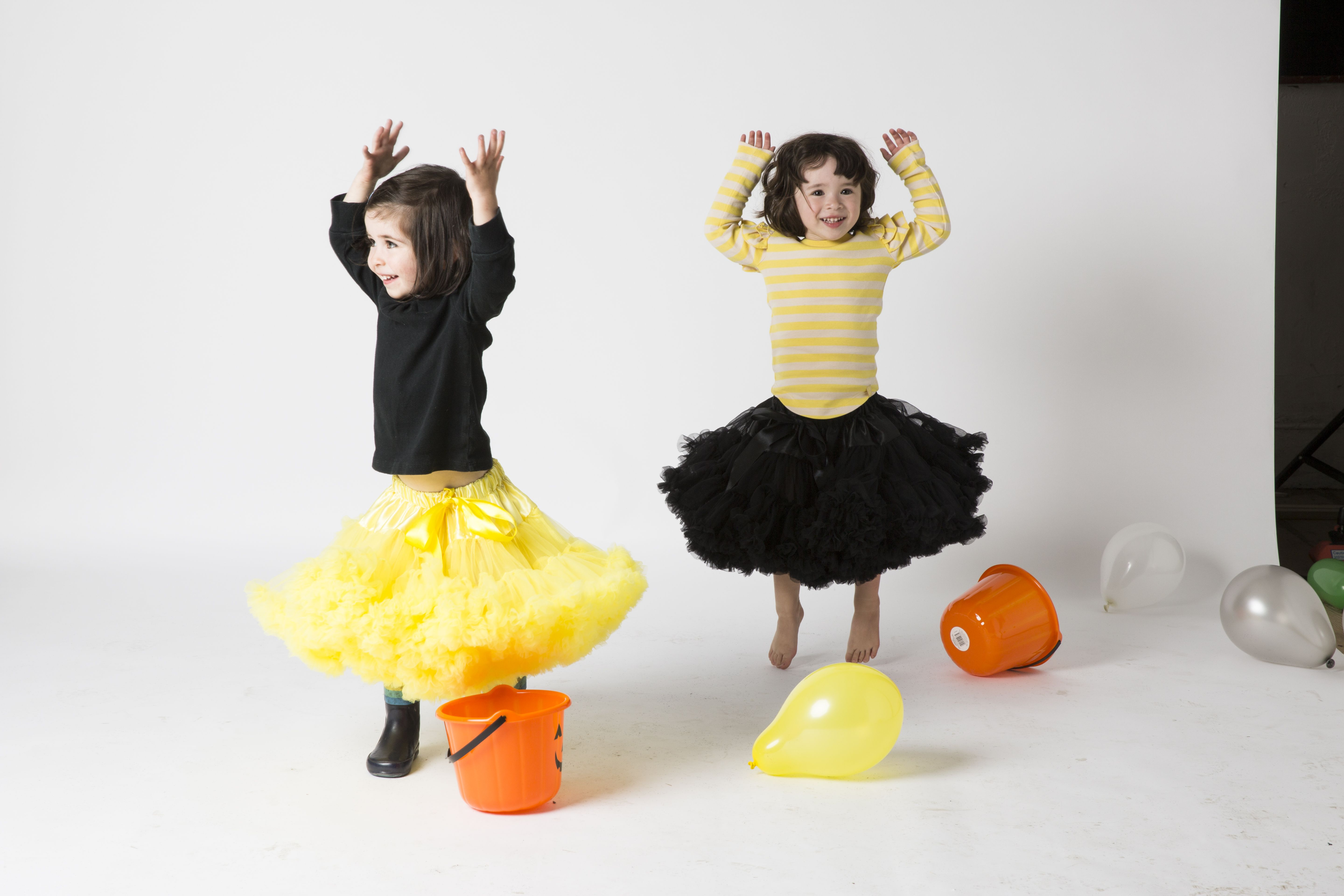 Cool Halloween tutus available at www.our-kid.co.uk