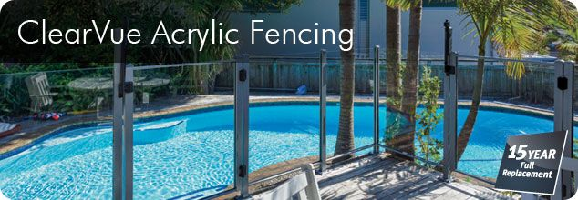 Clearvue Acrylic Fencing Psp Limited Home Ideas