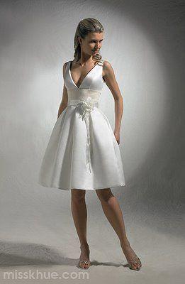 Vestidos de fiesta para despues de la boda