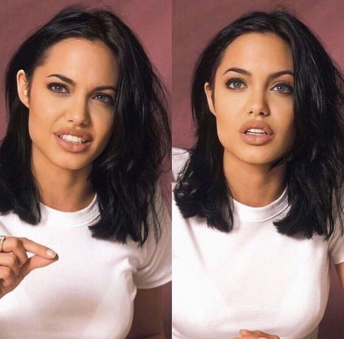 Photo of Angelina Jolie Short Hair