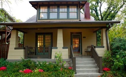 Ashwood Guest House 1917 Craftsman Bungalow Nashville Tn