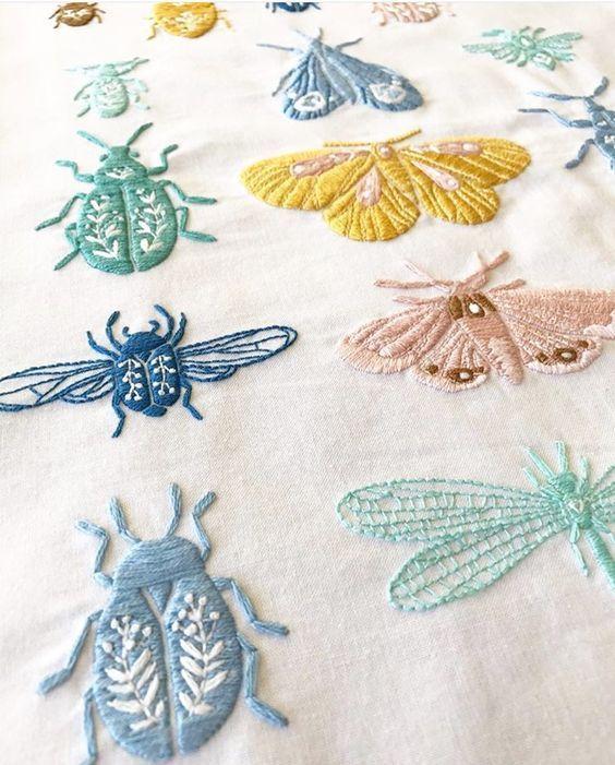 Pretty Stuff | ZsaZsa Bellagio – pas comme les autres   – – stitches & embroidery –