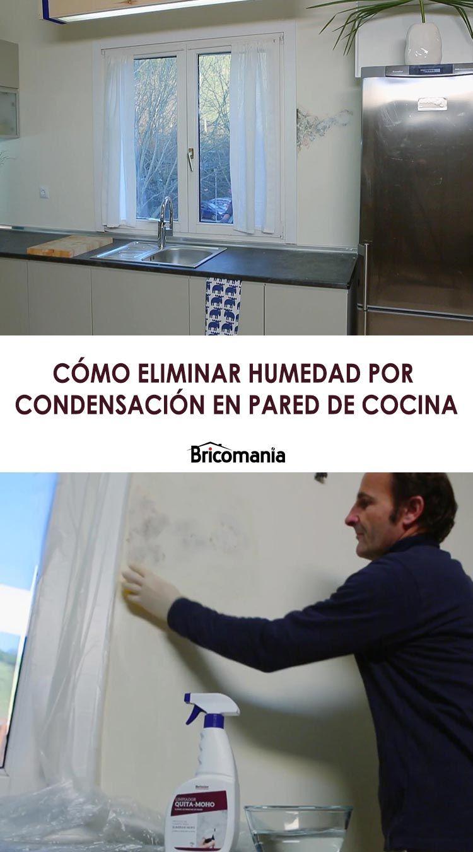 Como Acabar Con La Humedad En Las Paredes Eliminar Humedad Por Condensacion En Pared De Cocina Limpiar