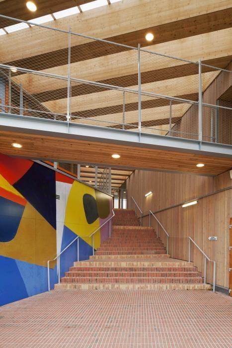r2k-architects-Group Scolaire Pasteur-Limeil-Brevannes, France   mapolis   Architektur – das Onlinemagazin für Architektur