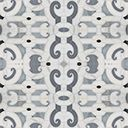 Ann Sacks; Michael S Smith Cosmati mosaic tiles