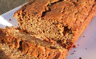The Healthy Happy Wife: Carrot Zucchini Bread (Dairy, Gluten and Refined Sugar Free)