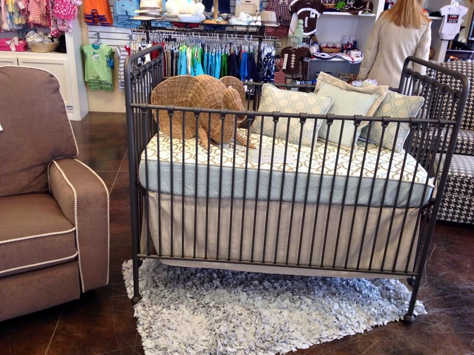 Peek A Boo Baby in Tulsa OK has an elephant theme nursery display ...