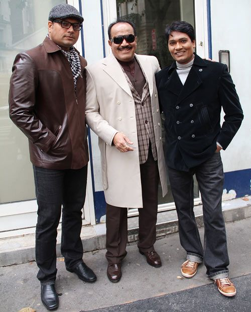 CID: Daya, ACP and Abhijeet in Sweden  | CID in 2019 | Film
