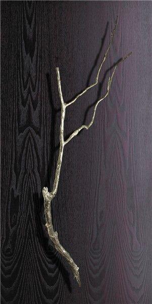 Branch Door Handle Philip Watts Design 하드웨어 디자인 장식