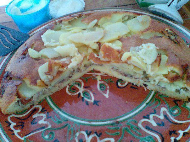 Вкусные пироги рецепты мясные фото