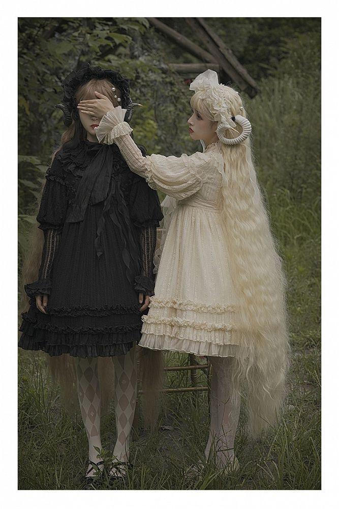 Sacrifice-Contract Lolita Dress OP by Bizarre Sanctuary