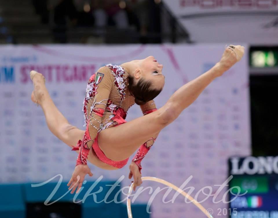 Veronica Bertolini (Italy), World Championships 2015
