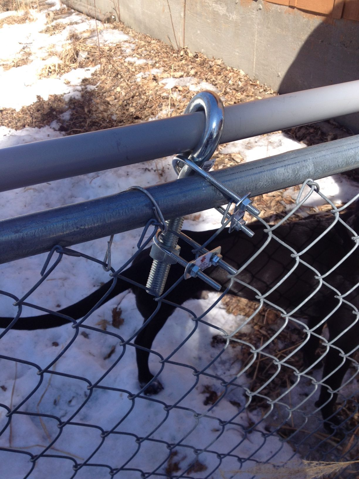 Fence Wire Roller | Diy Dog Proof Fence Topper Coyote Roller All You Need For A 6