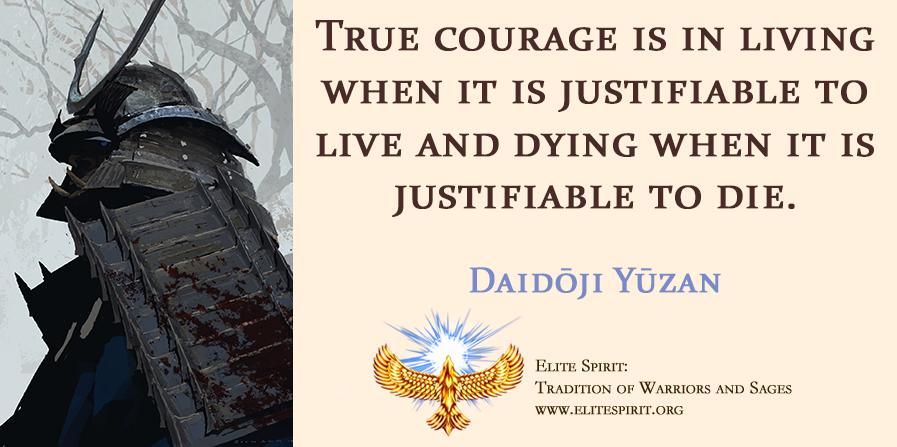 Daidōji Yuzan Bushido Quotes Warrior Quotes Bushido