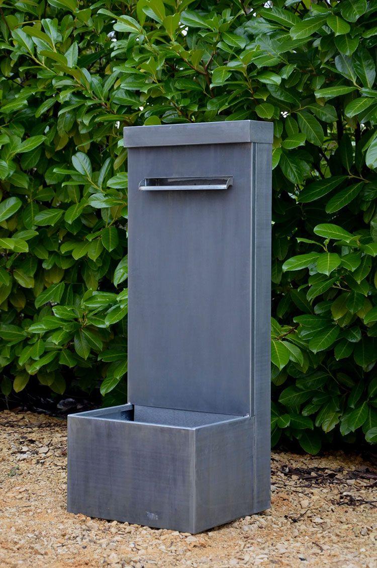 Estremamente 25 Modelli di Fontane da Giardino Moderne di Design   MondoDesign PO89