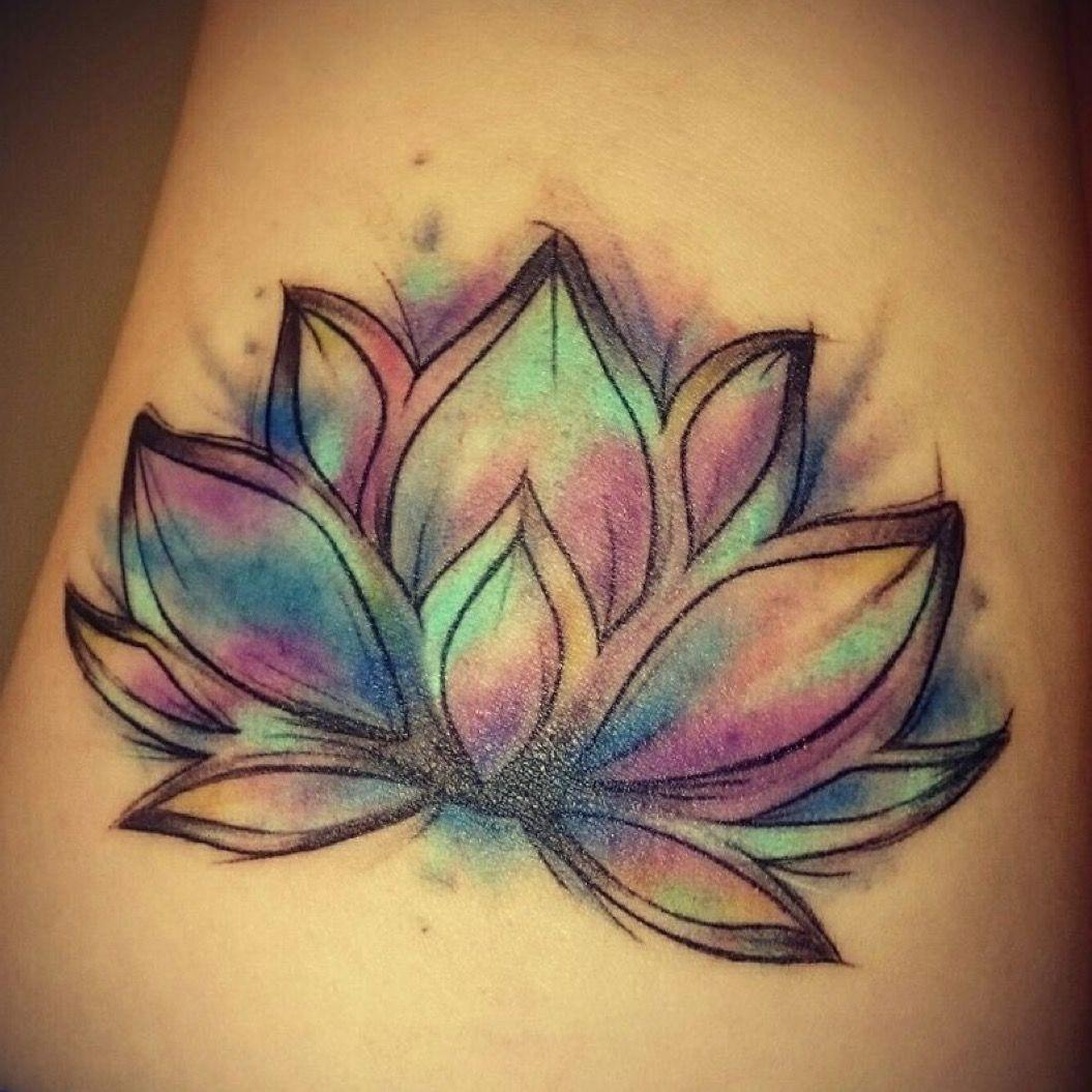 Pin By Mandi Feeney On My Next Tattoo Lotus Flower Tattoo Design Flower Tattoo Designs Tattoos