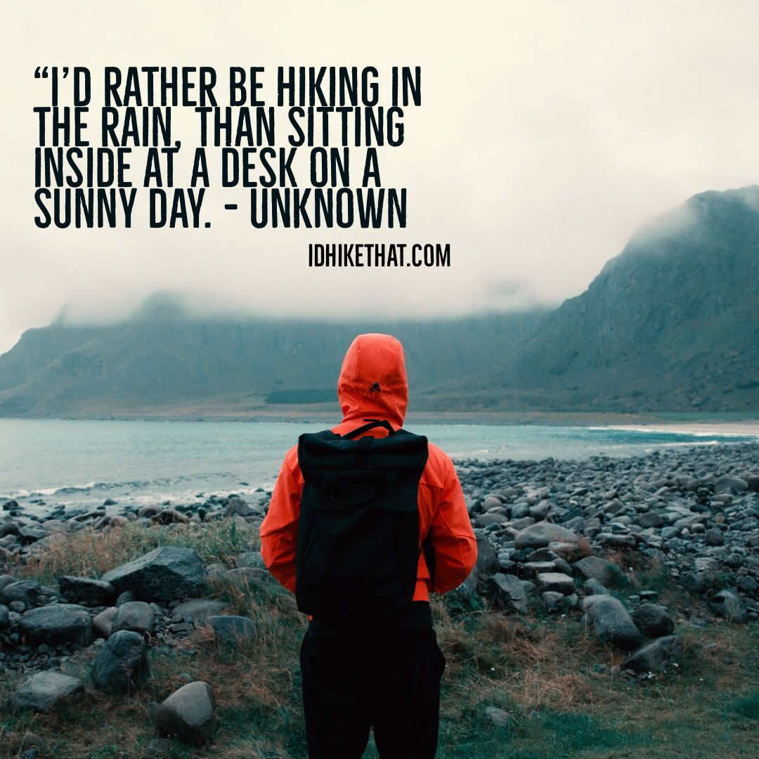 25 Funny Hiking Quotes to make you laugh