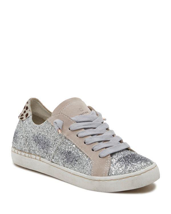 2f4abf813e1b Dolce Vita Z-Glitter Lace Up Sneakers | Products | Pinterest ...