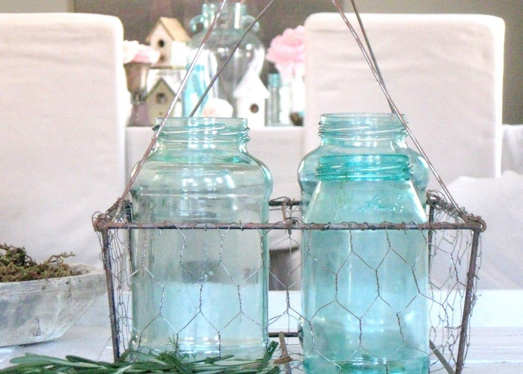 Diy Vintage Wire Milk Basket….a behind the scenes. Made from a ...