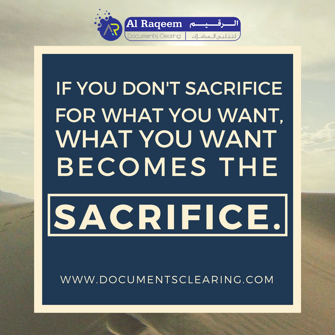 Quote Of The Day If You Don T Sacrifice For What You Want What You Want Becomes The Sacrifice Business Setup Startup Quotes Quote Of The Day Motivation