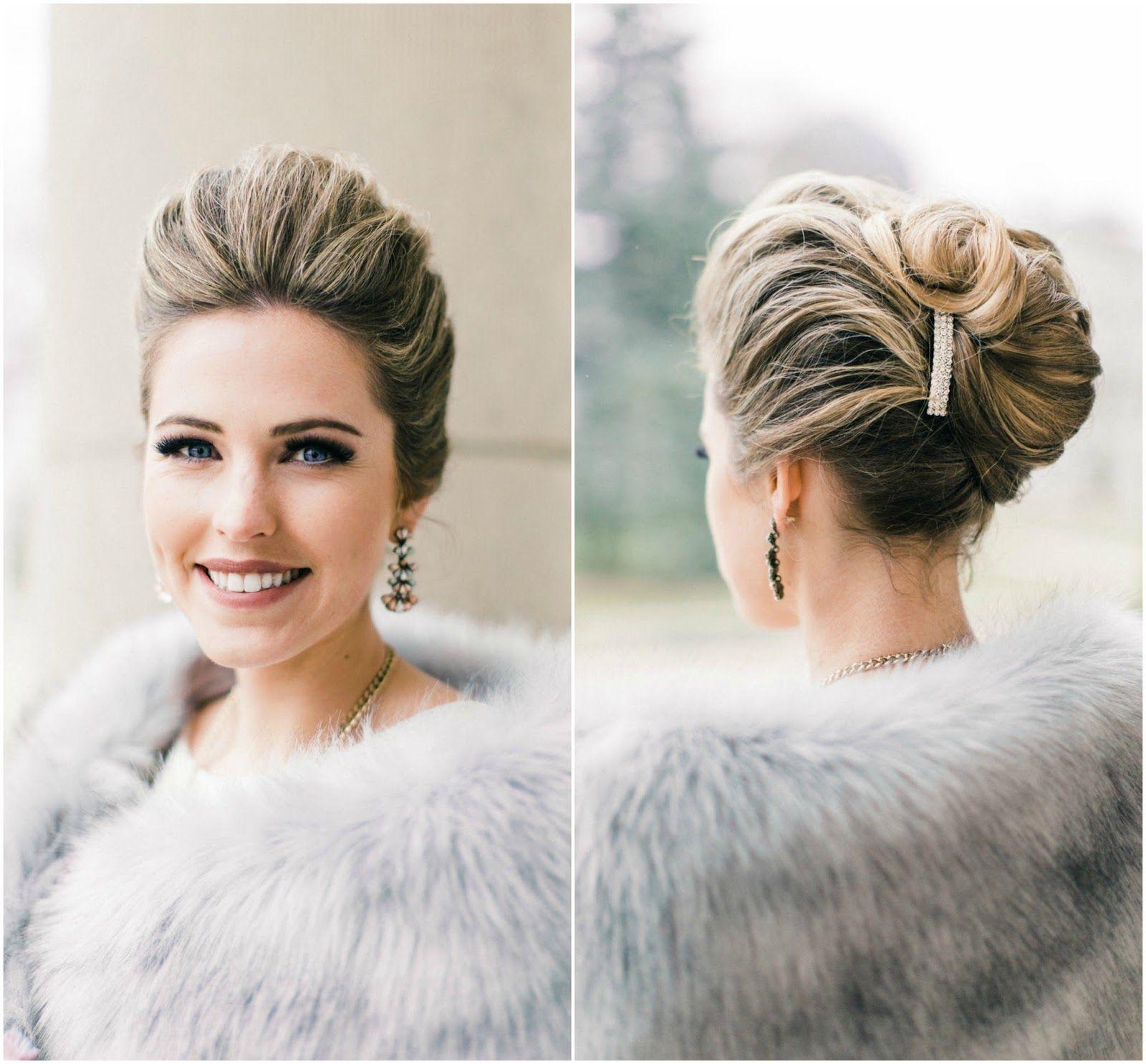 Styled Shoot: 1960s Elopement hair, wedding, makeup, wedding makeup ...