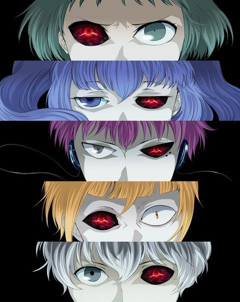 Image result for انیمه Tokyo Ghoul:re