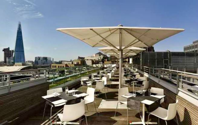 Skylounge Was Included In The Top 10 Best Rooftop