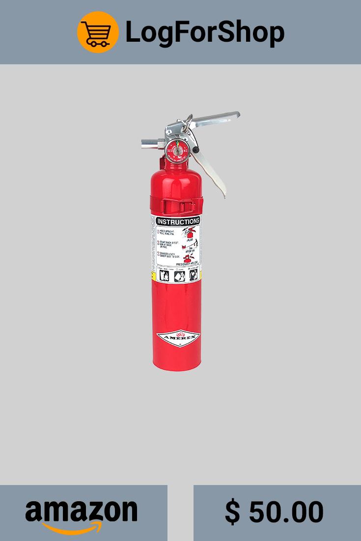 Fire Extinguisher Amerex B417 2 5lb Abc Dry Chemical Class A B C Fire Extinguisher Fire Extinguisher Extinguisher Wall Brackets