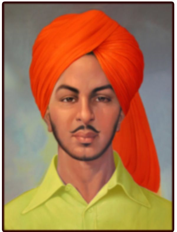 007 Shaheed Bhagat Singh sikhpoint Bhagat