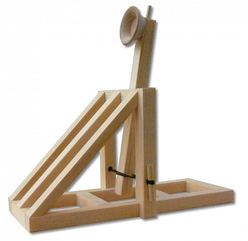 Wooden Catapult Designs
