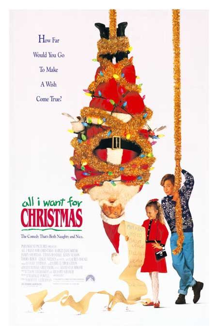 All I Want For Christmas 1991 We Still Watch This Movie Every