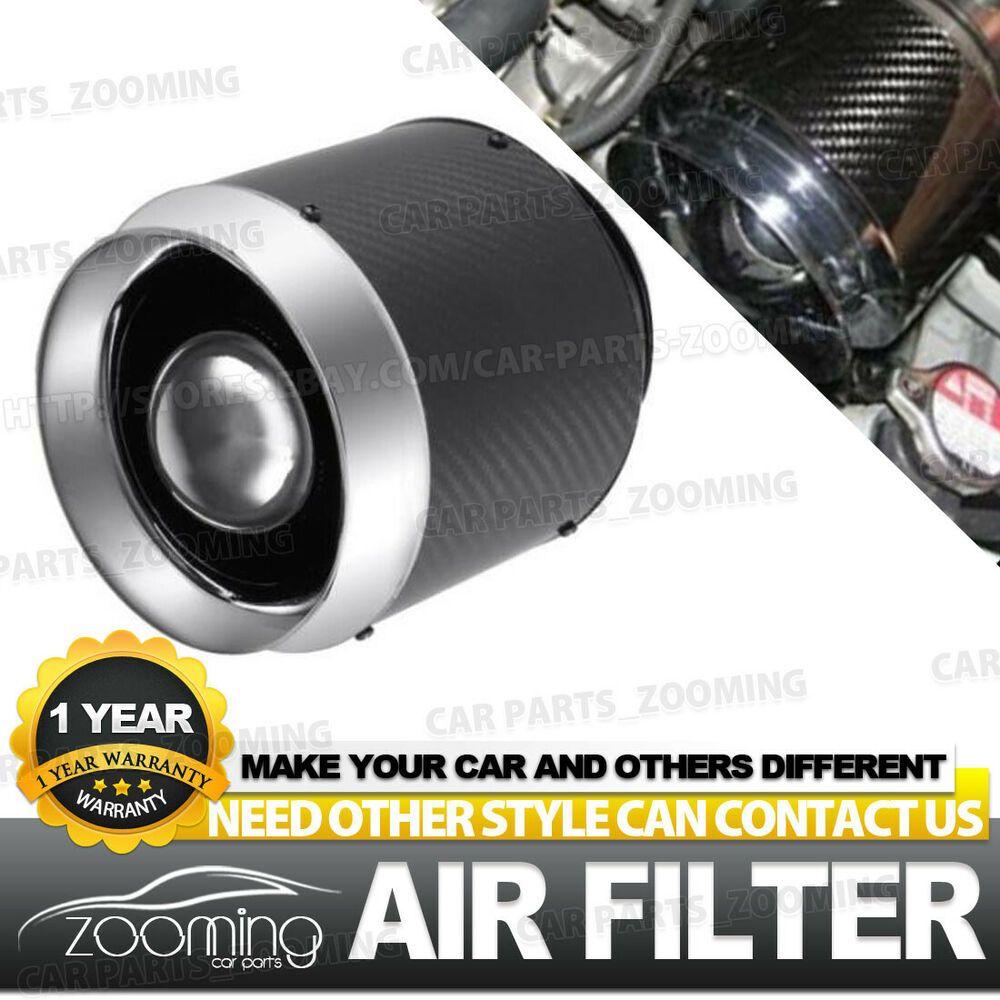 (Sponsored eBay) Carbon Fiber Look Auto Car Air Filter For