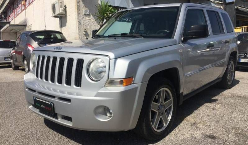 Jeep Patriot 2 0 Crd Limited 5 990 Jeep Patriot Suv Jeep