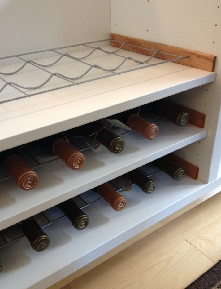 Cozy Wine Rack Insert 11 For Drawer Best Images About Kitchen