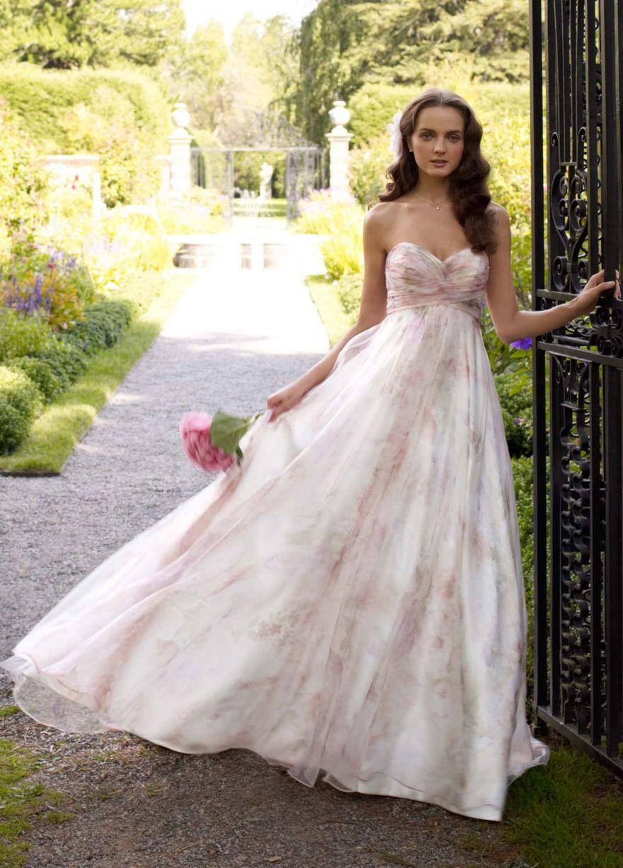 23 non-traditional wedding dress ideas for ballsy brides | Pinterest ...