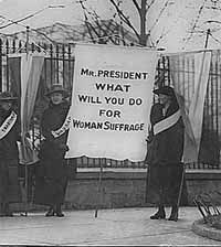 Today In History August 28 Today In History Suffrage Women In History