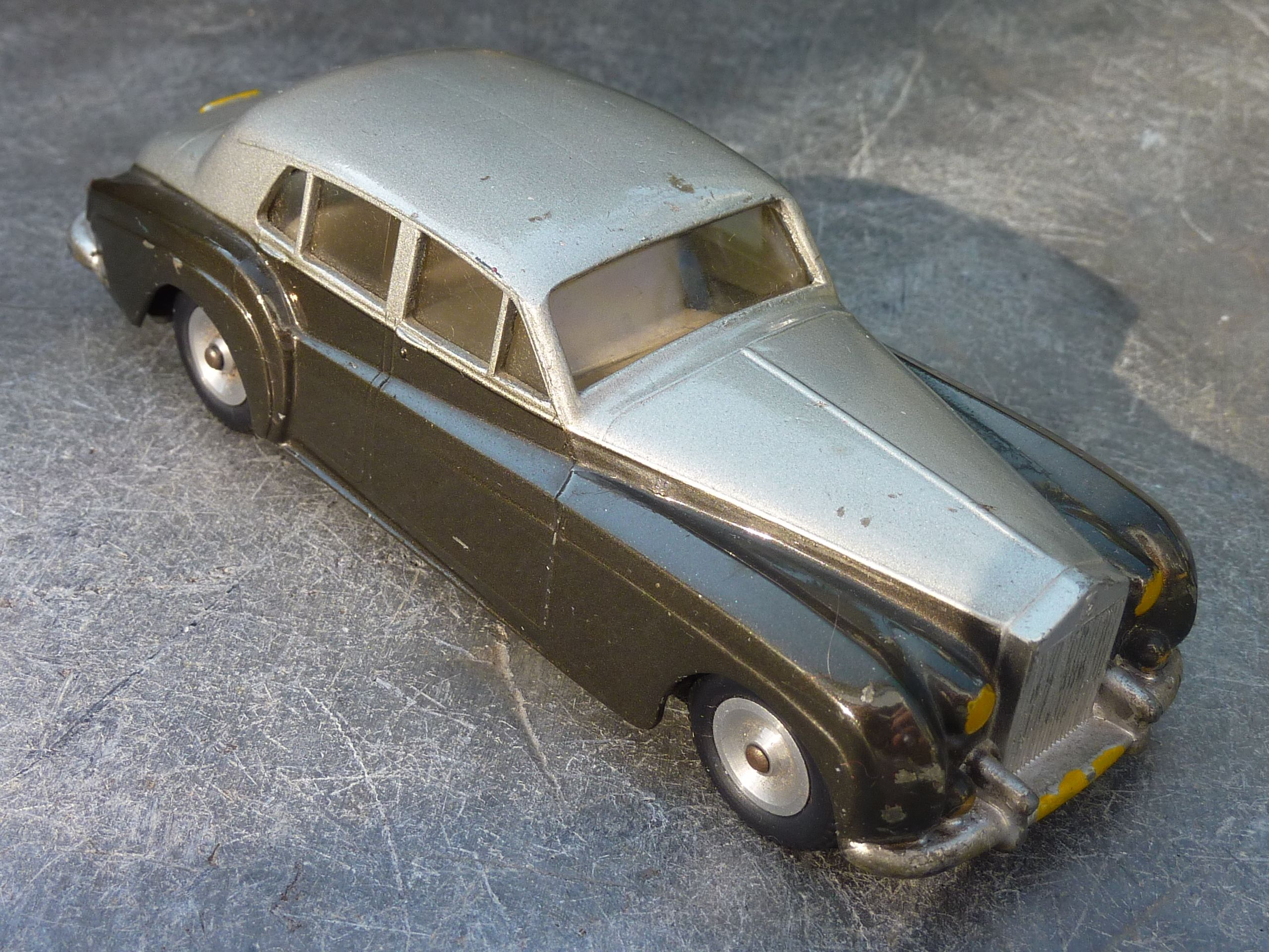 Solido Rolls-Royce Silver Cloud 1:43 scale (Made in France ...
