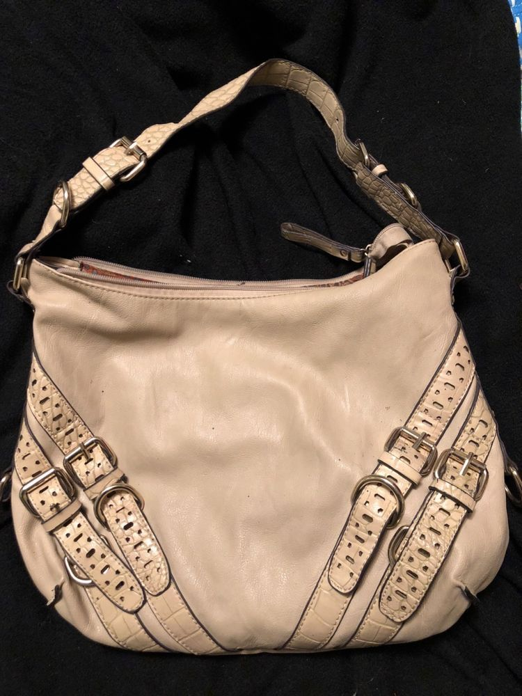 Black Rivet Las Two Tone Tan Purse With Matching Handbag Fashion Clothing Shoes Accessories Womensbagshandbags Ebay Link