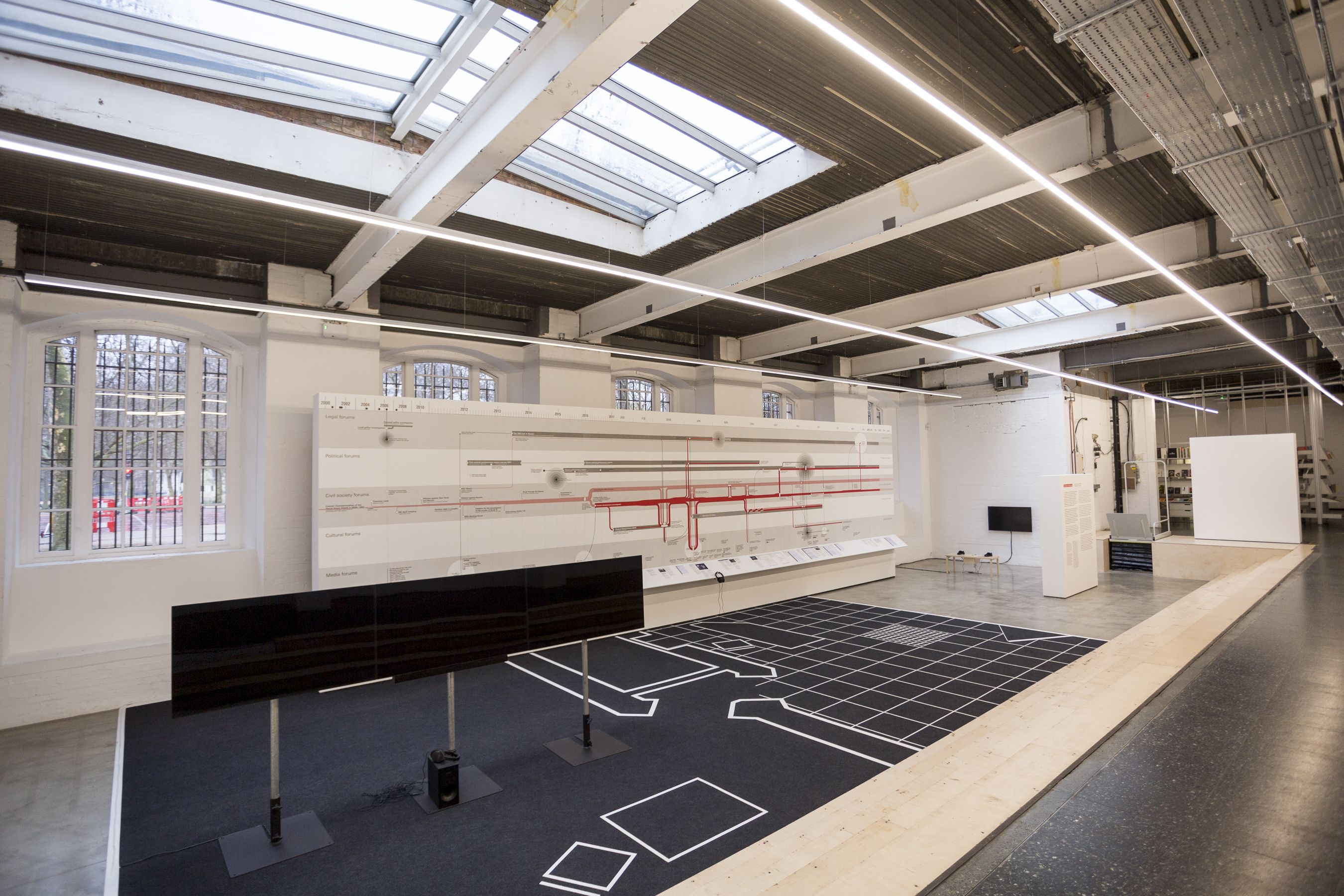 Neue Museumsbeleuchtung Mit Der Sl 20 3 Led Silver Lichtinstallation Beleuchtung Led