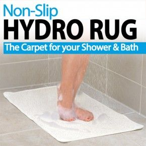 Hydro Rug The Carpet For Your Shower