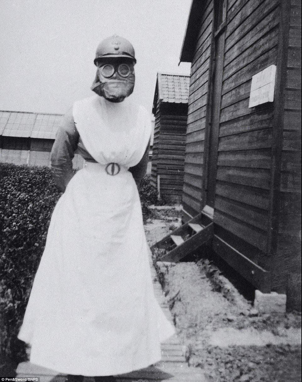 'Bluebirds' An Australian Children's Nurse serving on WW1