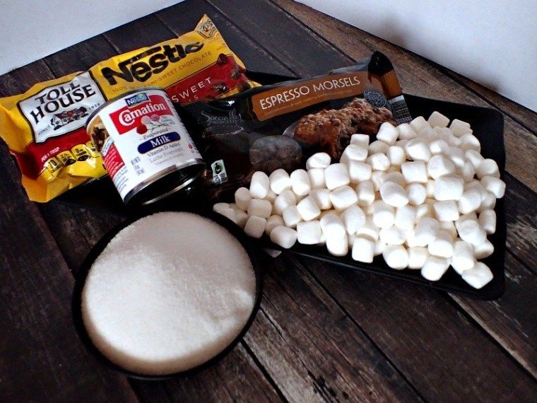 Simple Espresso Fudge At Home • Simple At Home