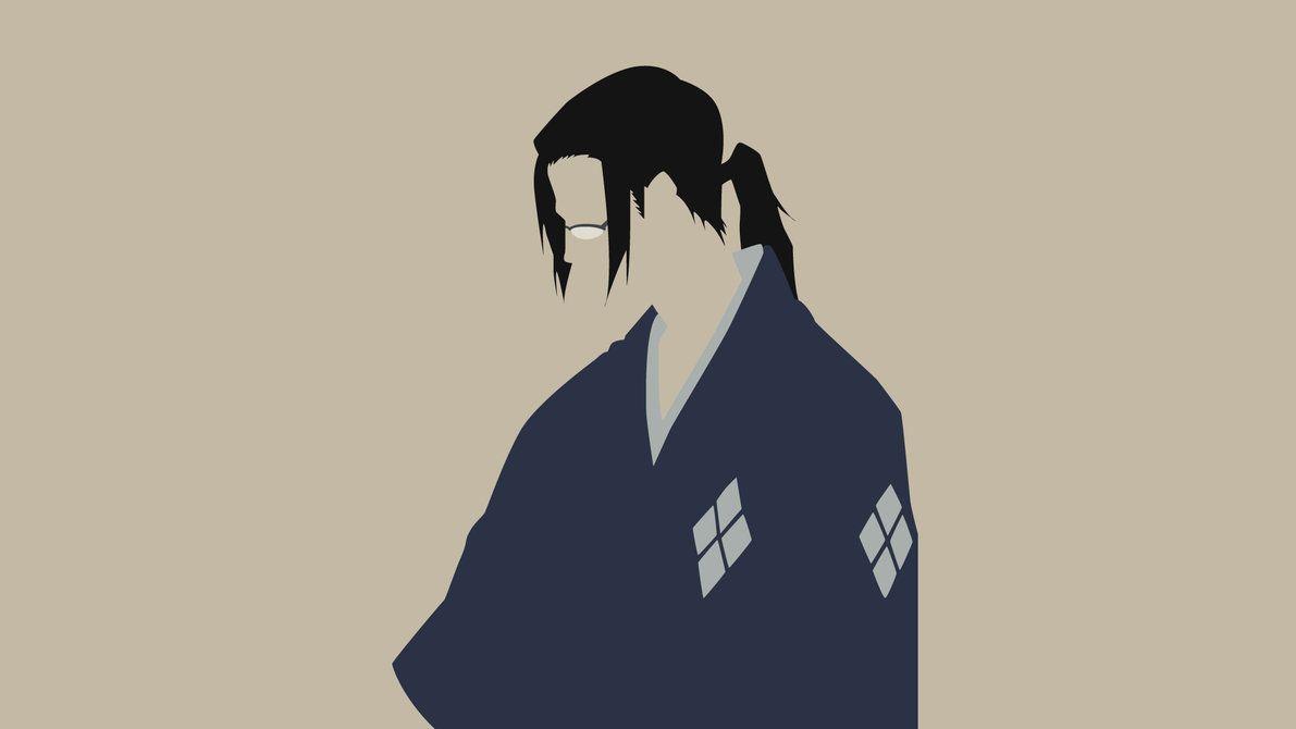 Samurai Champloo Jin Minimalist Samurai Champloo Samurai Anime Samurai