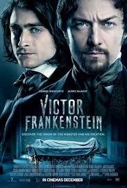 Películas : Victor Frankenstein