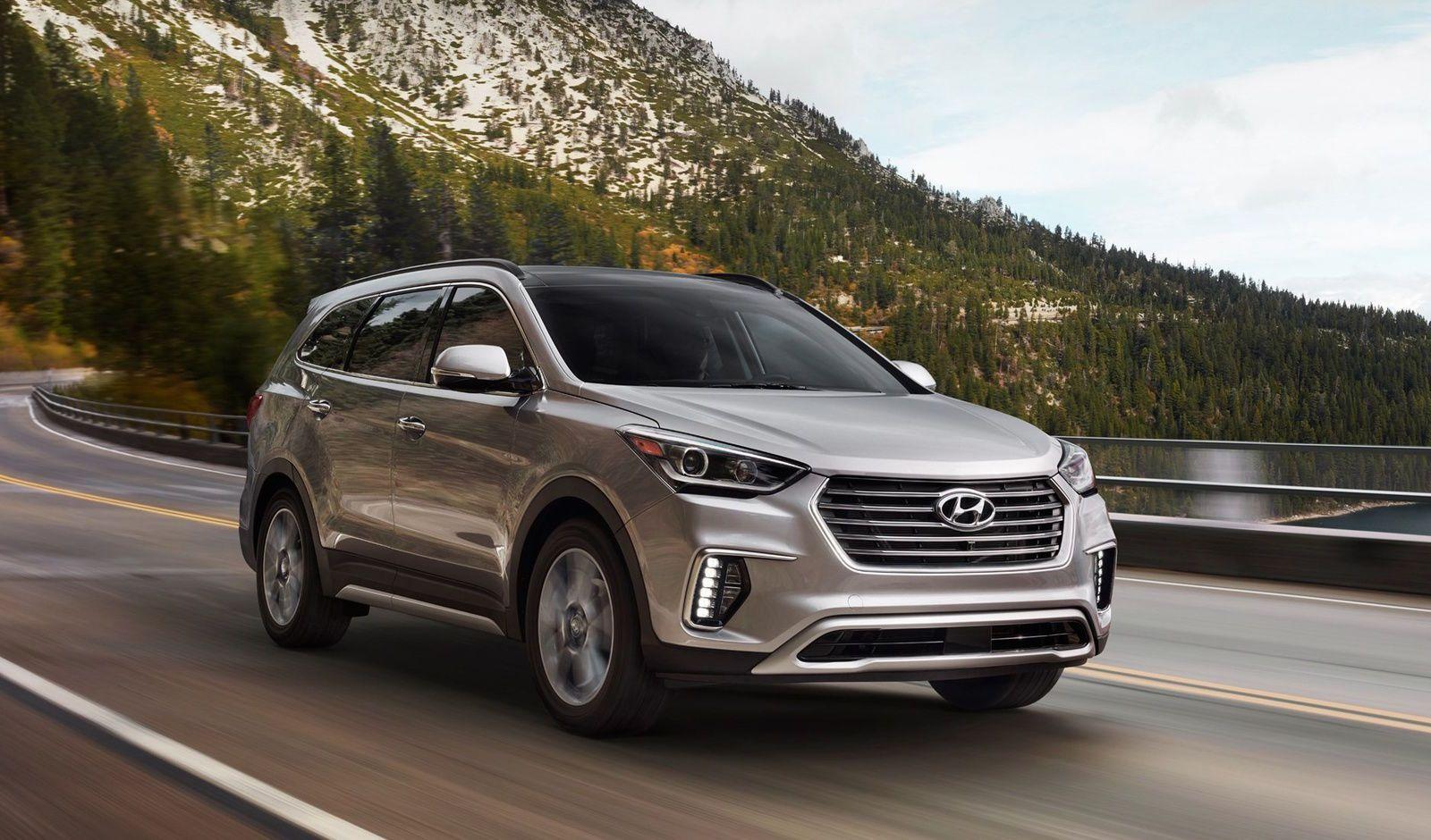 2017 Hyundai Santa Fe Sport Hyundai santa fe sport