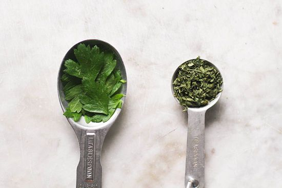 Replace Fresh Herbs With Dried Herbs (With images ...