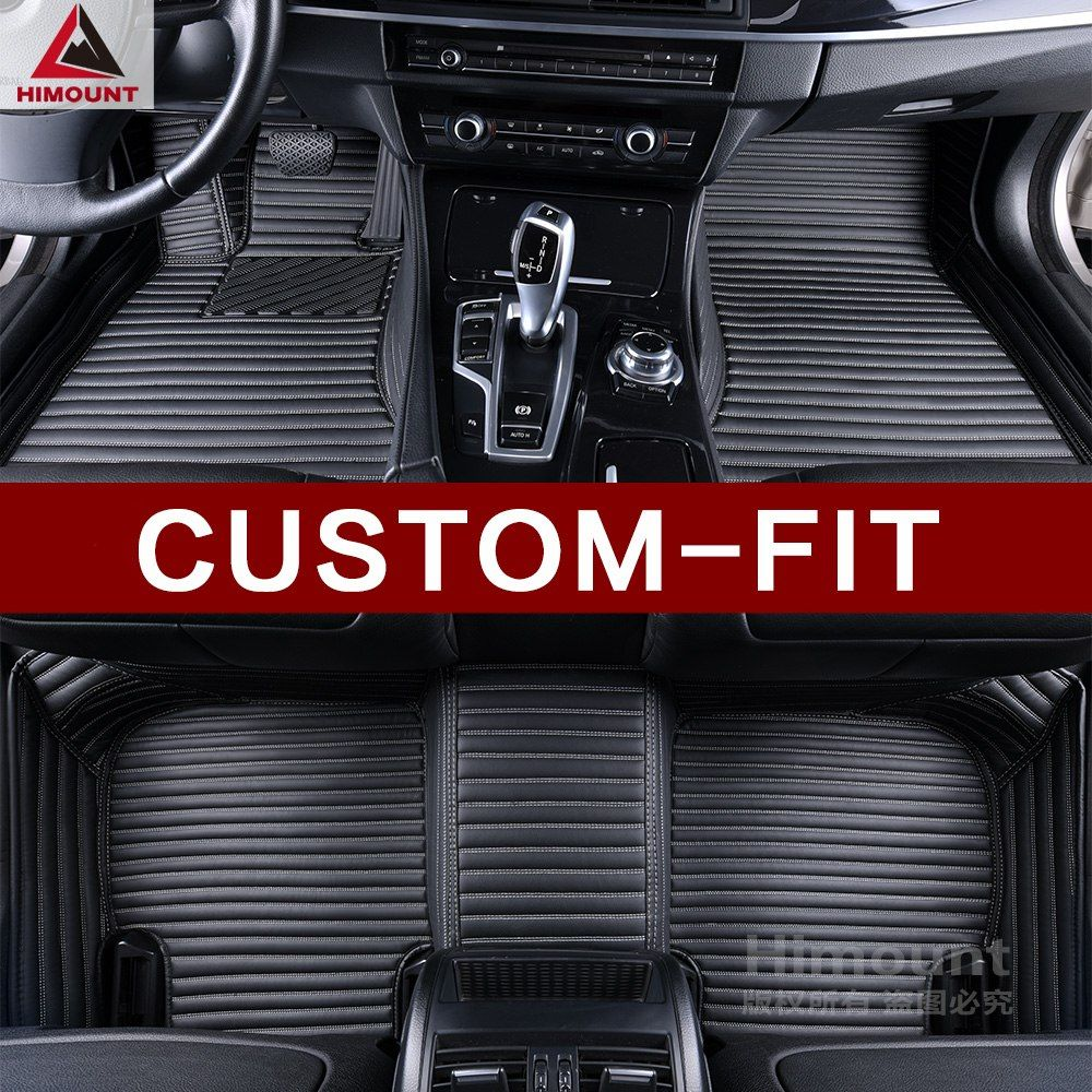 Custom Fit Carpet Floor Mats For RAM 1500 2500 3500